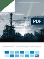 WEG Solucoes Weg Para Automacao de Processos 50025424 Catalogo Portugues Br
