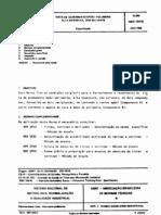 NBR 10416 - 1988 - Tinta de Acabamento Epoxi-poliamina Alta Espessura Sem Solvente