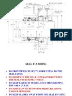 Flushing, Quenching & API Plans