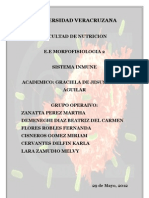 Sistema Inmune Tarea Dos
