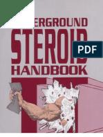Underground Steroid Handbook II