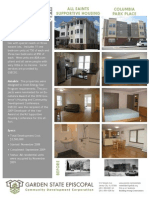 GSECDC Supportive Housing one sheet