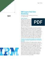 05 IBM Cognos Real-Time Monitoring