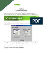 Tutorial de Dreamweaver
