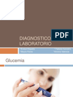 FISIO Iagnostico de Laboratorio de Diabetes Mellitus