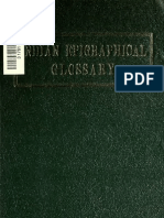 Sircar D.C. Indian epigraphic Glossary 1965