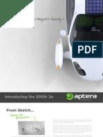 Aptera 2009 2e Brochure