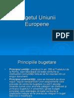 Curs 11-Bugetul UE +Politica Sociala