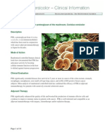 Fungi & Cancer Therapy