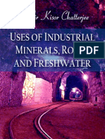 Uses of Industrial Minerals,Rocks and Freshwater - Kaulir Kisor - 2009