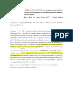 Aplicação de um composto de HRP