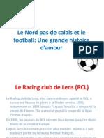 Le Nord Pas de Calais Et Le Football
