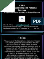 Presentation 16 Career