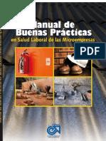 Manual de Buenas Practicas en Salud Laboral de Las Microempresas