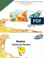 marketing Nestea