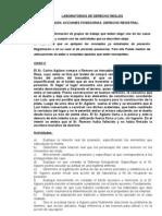 Caso Practico2 Acciones Posesorias Derecho Registral Usucapion