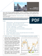 SYZ & CO - SYZ Asset Management - 1 year in 10 Snapshots 2013