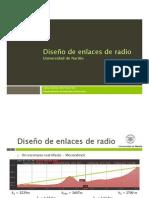 3 - Diseño de enlaces de radio