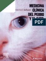 Medicina Clinica Del Perro y Del Gato