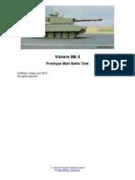 Vickers Mk.4 Prototype Main Battle Tank | Military-Today.com