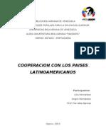 Cooperacion de Paises