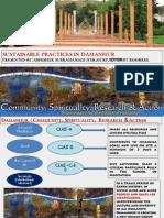 Sustainable Energy Practices in  Damanhur