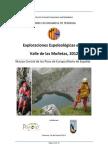 2012 Memoria campaña Picos de Europa (Valle de las Moñetas)