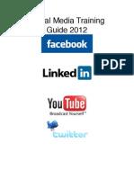 Social Media Training Guide(Brief)