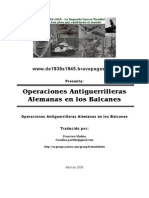 operaciones antiguerrilleras alemanas