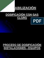 DOSIFICACIÓN GAS CLORO PRESENTACIÓN