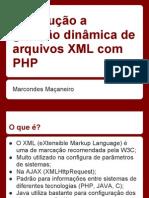 Introdução a Arquivos XML