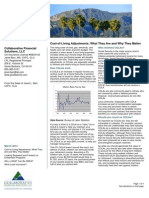 Collaborative Financial Solutions Newsletter March 2013