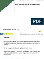 Clasificacion AO (Fracturas)