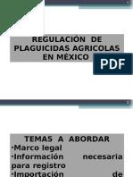 3. Regulacion de Plaguicidas Agricolas130810