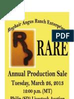 Roghair Angus Ranch