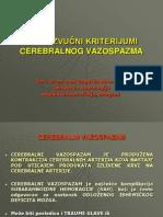vazospazam