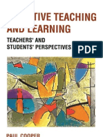 Effective Teaching and Learning. Teacher's and Students' Perspectives