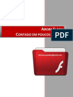 Adobe Flash contado em poucos cliques