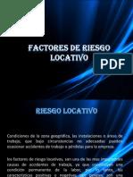 Factores de Riesgo Locativo (1) Organizado