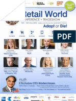 Retail World 2013 Brochure