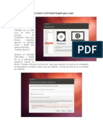 Instalación de Ubuntu - Actividades