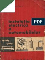6244 Instalatia Electrica a Automobilelor