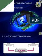 2.2 Medios de Transmision