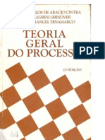 Teoria Geral Do Processo - Cintra, Grinover, Dinamarco
