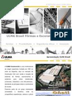 ULMA - 1 Formas, Andaimes e Escoramentos