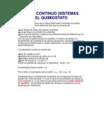 quimiostato