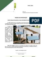 2013-05 - PI - Placa Informativa Deteriorada - Ponte Velha Quelfes