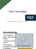 Shunt Technologies