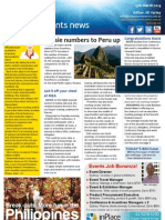 Business Events News for Wed 13 Mar 2013 - Aussie numbers to Peru up, ACTEing up at Ananas, Remember when, TechTalk and much more