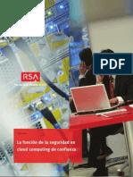La función de la seguridad en cloud computing